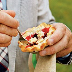 Berry Pies recipe