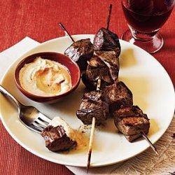 Spiced Lamb Kebabs recipe
