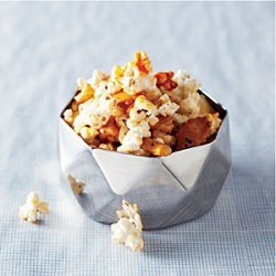 Smoky Popcorn recipe