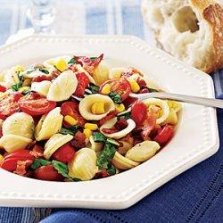 Bacon and Tomato Pasta Salad recipe