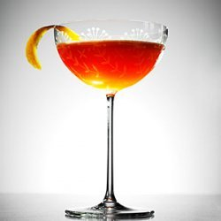 Smoky Negroni recipe