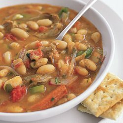 White Bean and Lamb Chili recipe