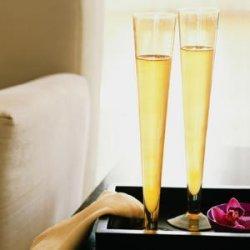 Sparkling Passion-Fruit Aperitifs recipe