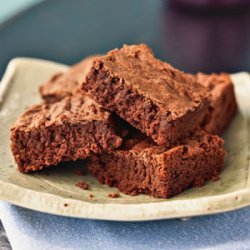Chai Latte Brownies recipe