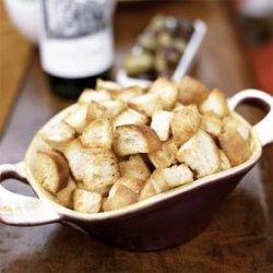 Crisp Croutons recipe