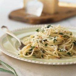 Spaghetti Con Aglio e Olio recipe
