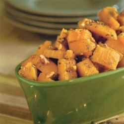 Glazed Butternut Squash recipe
