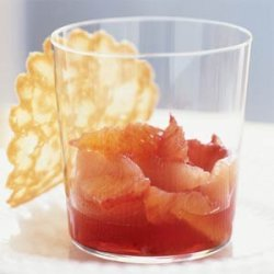 Blood Orange and Grapefruit Compote recipe