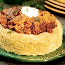 Pasta Ring recipe