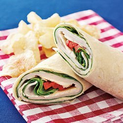 Instant Turkey Wrap recipe