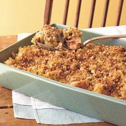 Creamy Chicken-and-Rice Casserole recipe