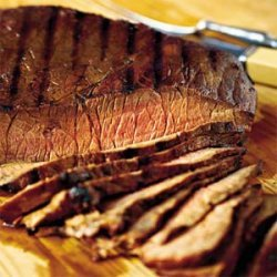 Marinated London Broil recipe