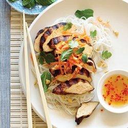 Five-Spice Chicken Noodle Salad recipe