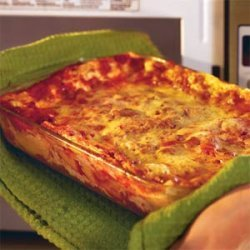 Speedy Lasagna recipe