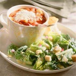 Romaine Salad With Tangy Lemon-Dijon Dressing recipe