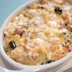Potato Breakfast Strata recipe
