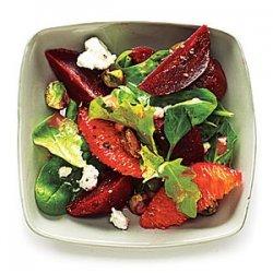 Beet and Blood Orange Salad recipe