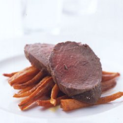 Beef Tenderloin in Herbed Salt Crust recipe
