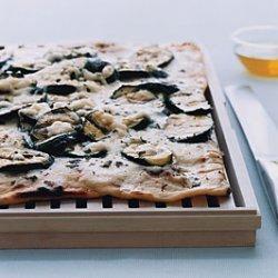 Grilled Zucchini Pizza recipe