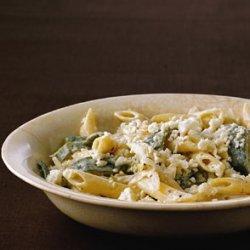 Macaroni with Cream and Cheese recipe