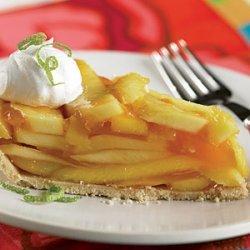Fresh Mango Pie recipe