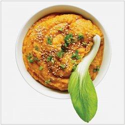 Miso, Sesame, and Sweet Potato Dip recipe