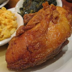 Smothered BBQ pork chops recipe