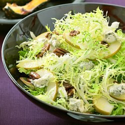 Asian Pear Salad with Pecans recipe