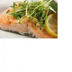 Grilled Steelhead Trout Northwest Style recipe