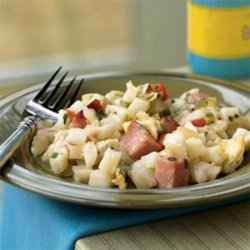 Ham and Cheese Hash Browns recipe