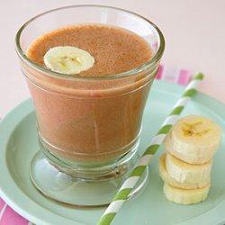 Frozen Chocolate-Banana Shake recipe