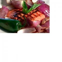 Citrus Honey and Herb Marinated Grilled Salmon recipe