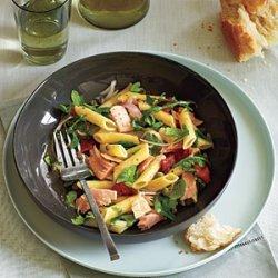 Easy Penne and Tuna Salad recipe