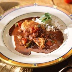 Mexican Chicken Mole recipe