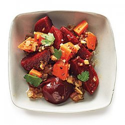 Beets with Toasted Spices recipe