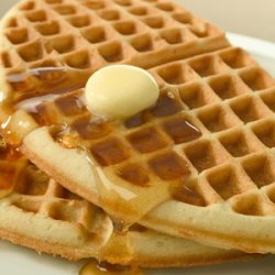 Out-of-This-World Waffles recipe