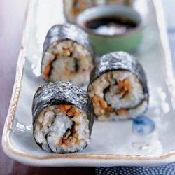 Vegetable Maki recipe