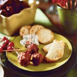 Cranberry Meatballs recipe