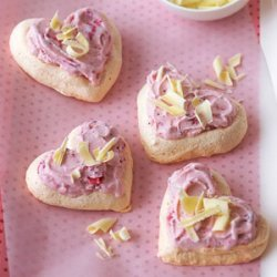 Meringue Hearts recipe