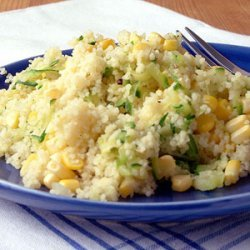 Couscous and Summer Vegetable Saute recipe