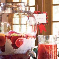 Frozen Sangria recipe