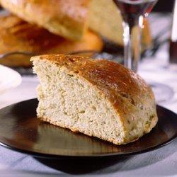 Crusty French Pistou Bread recipe