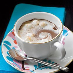Rich 'n' Thick Hot Chocolate recipe