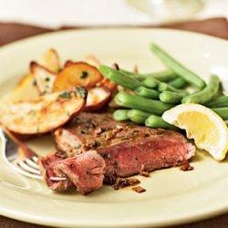 Italian Ribeye Steak recipe