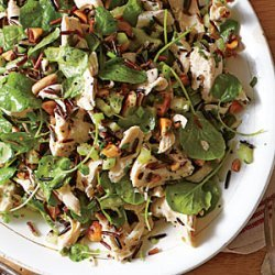 Chicken Salad with Wild Rice recipe