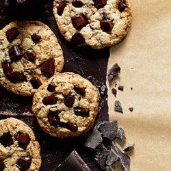 Dark Chocolate Chunk Cookies recipe