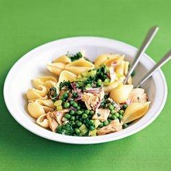 Sweet Pea and Tuna Salad recipe