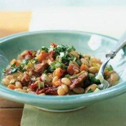 Ham Hocks and White Beans recipe