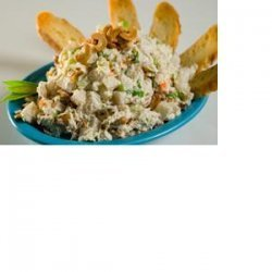 Asian Pear and Roasted Cashew Crab Salad recipe