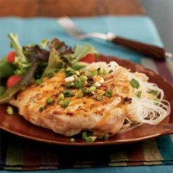 Chicken with Sherry-Soy Sauce recipe